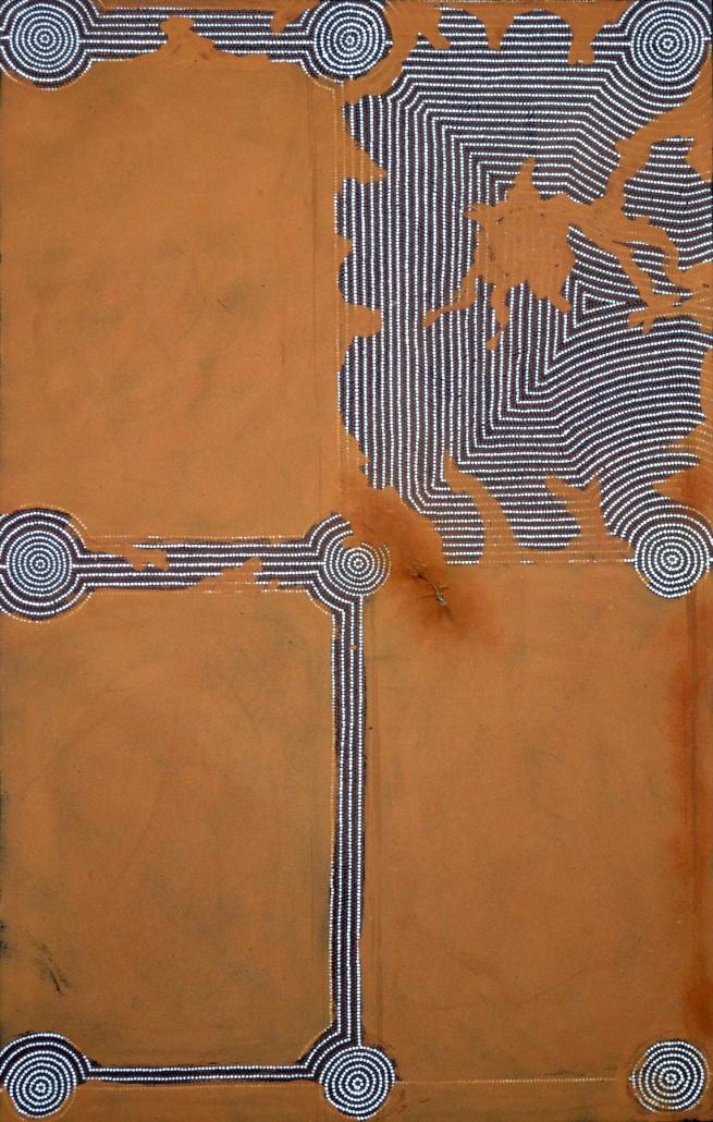 Jonathan Kumintjarra Brown. 'Maralinga' 1992
