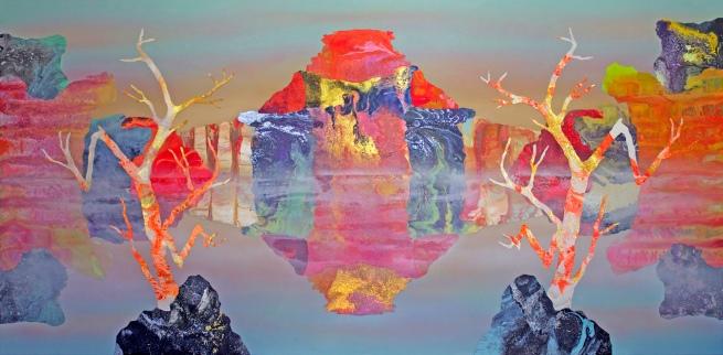 Kate Shaw. 'Charcoal, UK: Maralinga' 2012