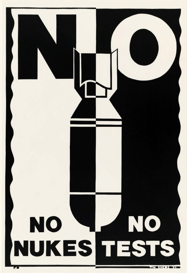 No Nukes Tests 1984