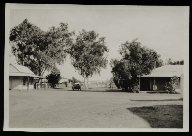 Anonymous photographer. 'Alice Springs' c. 1930
