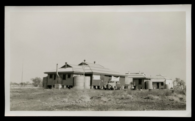 Anonymous photographer. 'Mundiwindi Station, Pilbara region of Western Australia' c. 1950