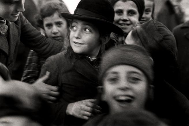 Roman Vishniac (1897-1990) 'Jewish school children, Mukacevo' c. 1935-38