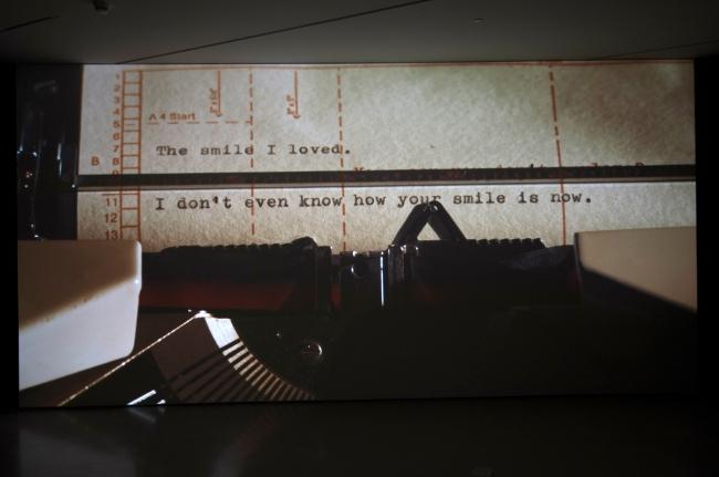 Akram Zaatari. 'Tomorrow Everything will be Alright' (video still) 2010