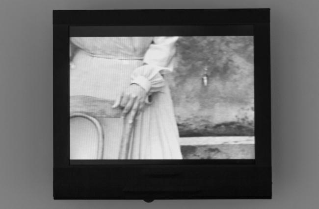 Akram Zaatari. 'Hands at Rest' (video still) 2017