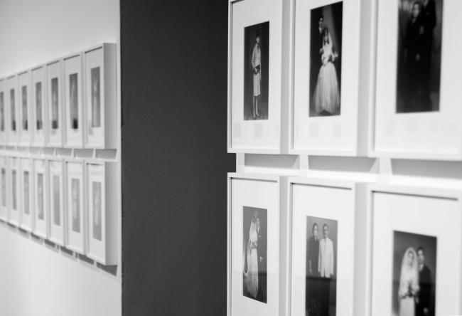 Akram Zaatari. 'The End of Love' 2013 (installation view)