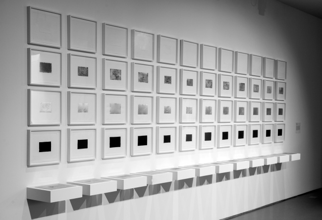 Akram Zaatari. 'Against Photography'(installation view) 2017