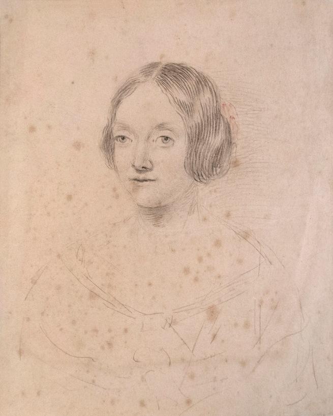 Unknown artist. 'Anna Children' c. 1820