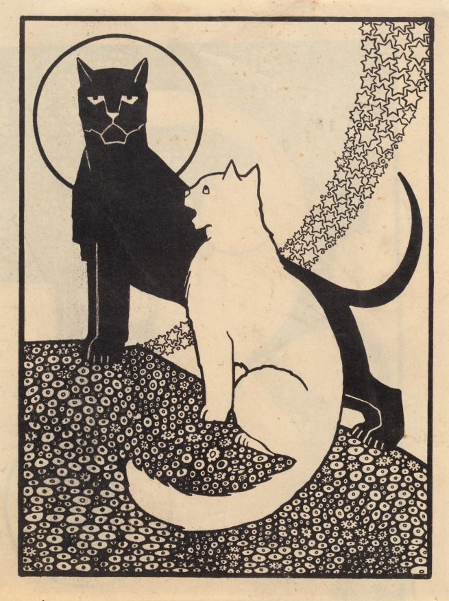 Christian Waller (1894-1954) 'Untitled (Thomas and the Persian)' 1932