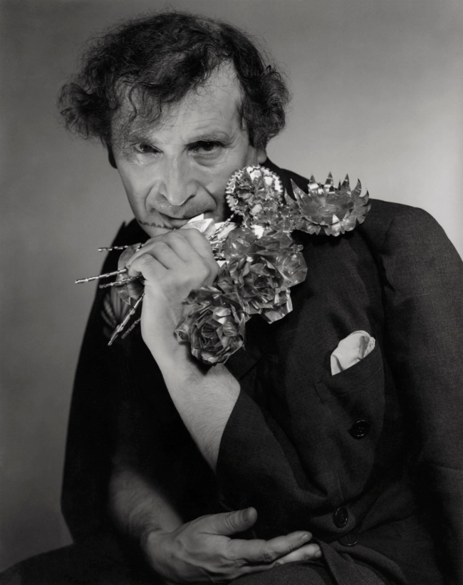 George Platt Lynes (1907-1955) 'Marc Chagall' Nd