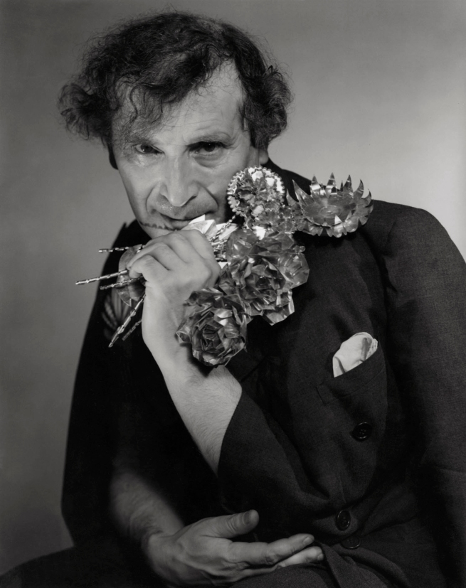 George Platt Lynes (1907-1955) 'Marc Chagall' Nd