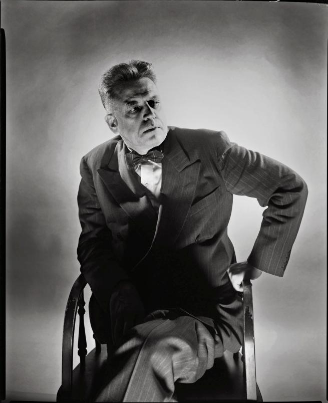 George Platt Lynes (1907-1955) 'Portrait of Alfred Kinsey' 1950