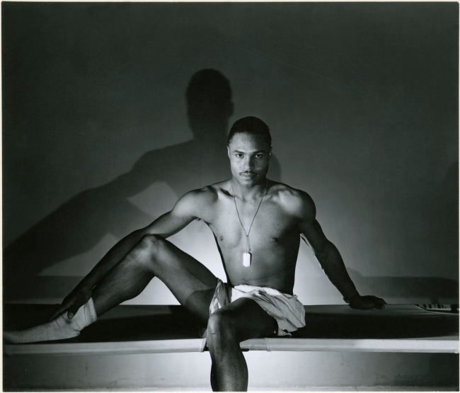 George Platt Lynes (1907-1955) 'Name Withheld' 1943