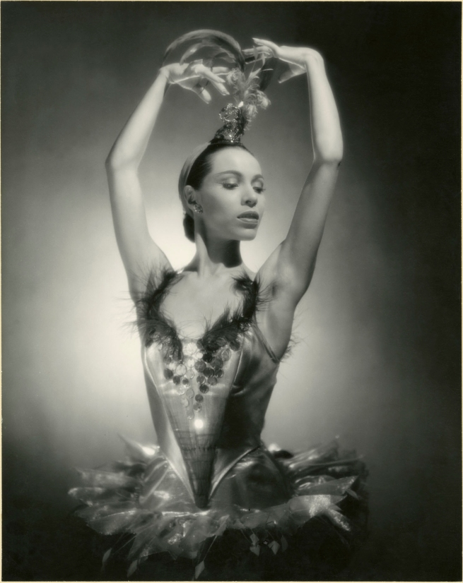 George Platt Lynes (1907-1955) 'Maria Tallchief in Firebird' 1949