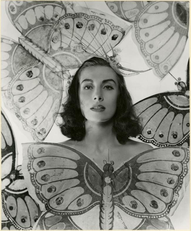 George Platt Lynes (1907-1955) 'Tamara Toumanova' 1941