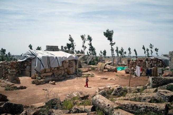 Matthias Bruggmann. 'Shinshirah, Reef Idlib, 19 May 2014'