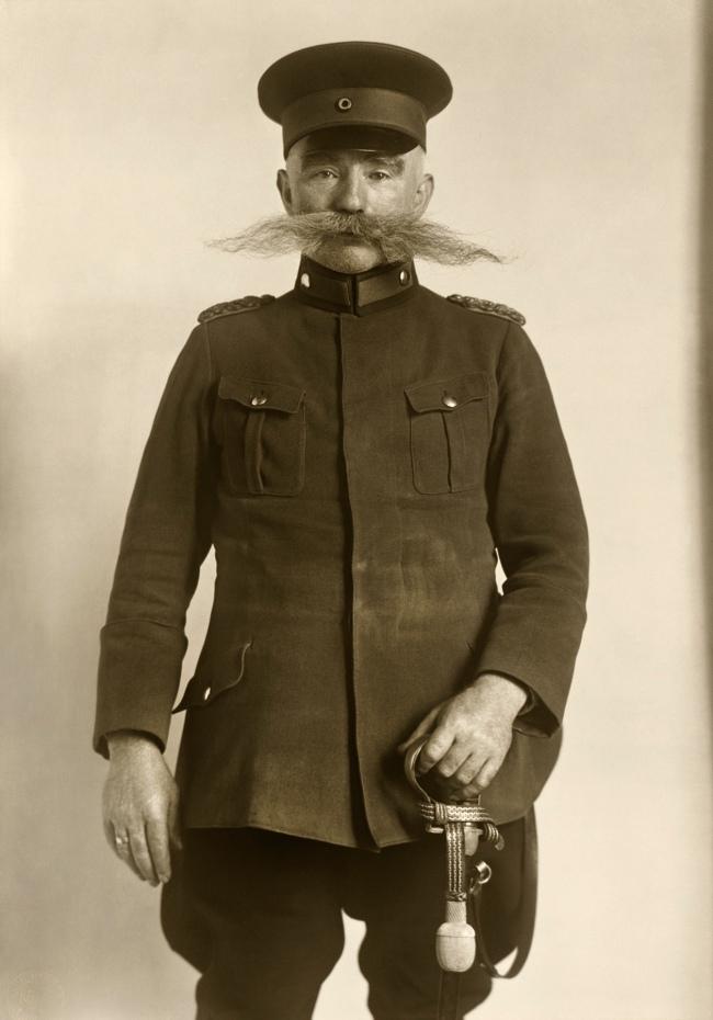 August Sander (German, 1876-1964) 'Police Officer' 1925