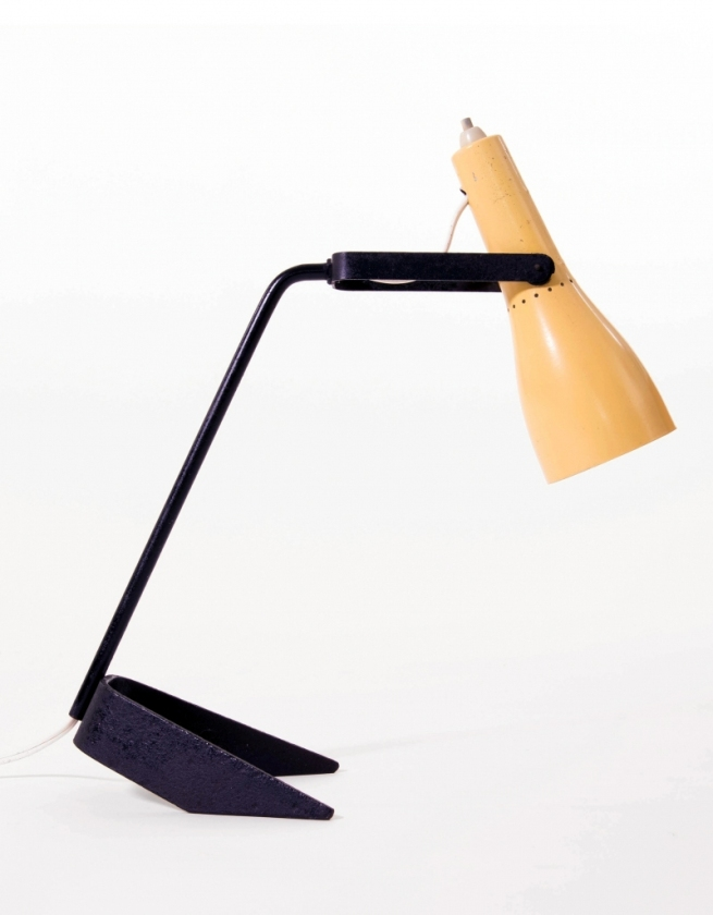 Clement Meadmore (Australian, 1929-2005) 'Calyx desk lamp' 1954