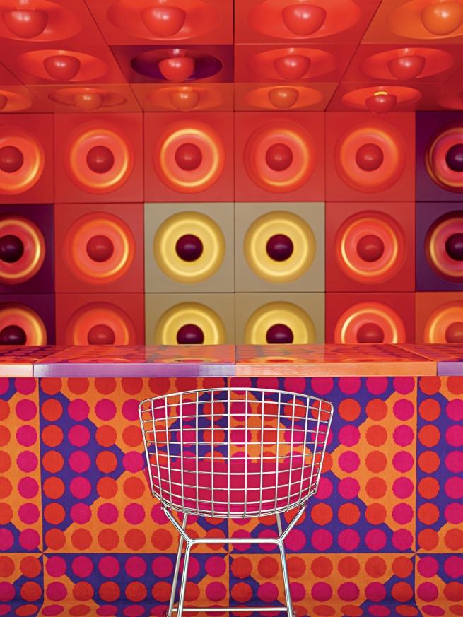 Verner Panton (Danish, 1926-1998) 'Spiegel-Canteen, Snackbar' 1969