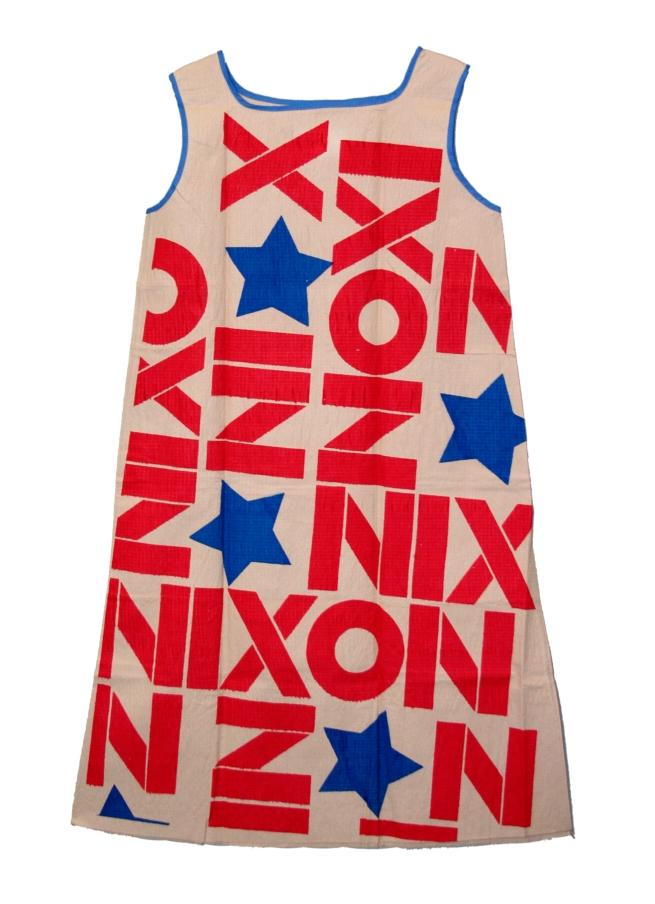 "Paper Dress ""Campaign Dress"" 1966-68"