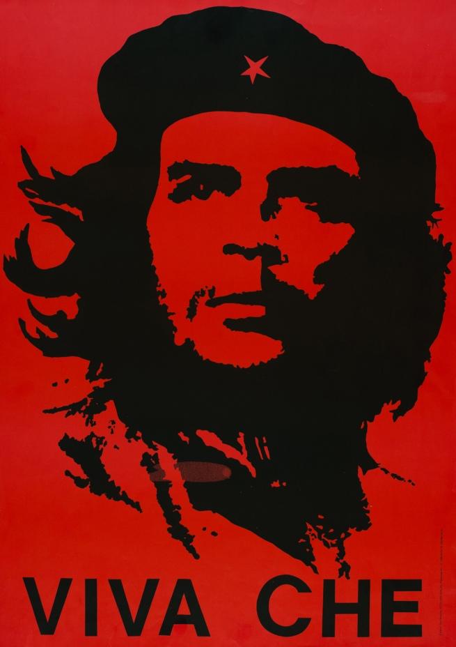 Gert Wiescher (German, b. 1944) 'Che Guevara' 1968