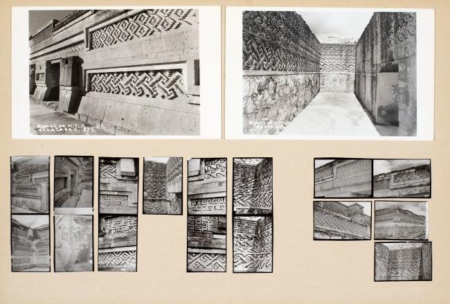 Josef Albers (American, born Germany 1888-1976) 'Mitla' 1956
