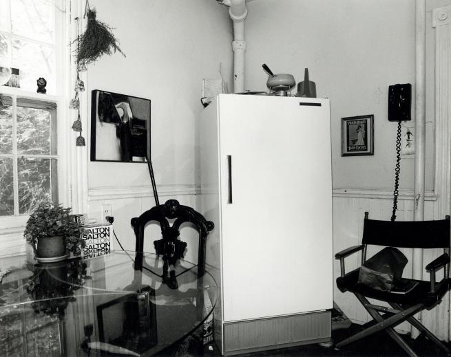 Arnold Kramer (American, 1944-2017) 'Interior view' 1977