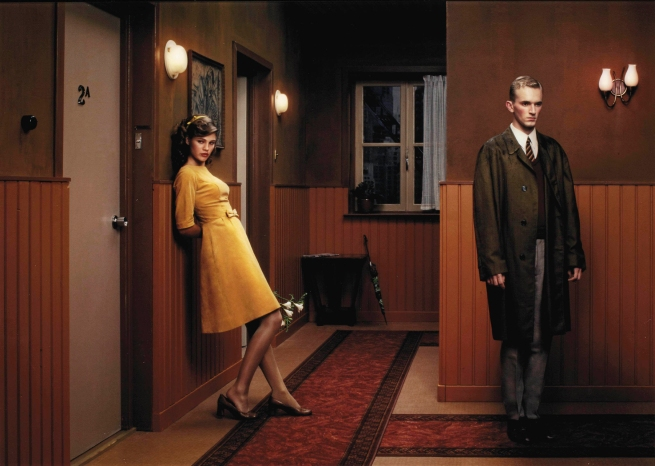 Erwin Olaf (Netherlands, b. 1959) 'Hope, The Hallway' 2005