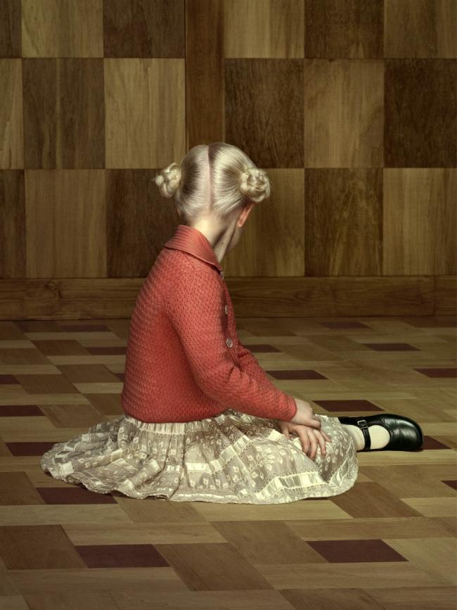 Erwin Olaf (Netherlands, b. 1959) 'Keyhole #6' 2012