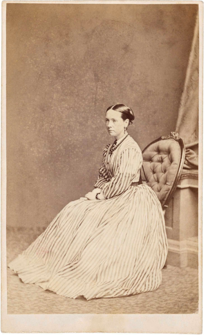 Johnstone O'Shannessy & Co. 'Martha M. Robertson (age 22 in 1866)' 1866