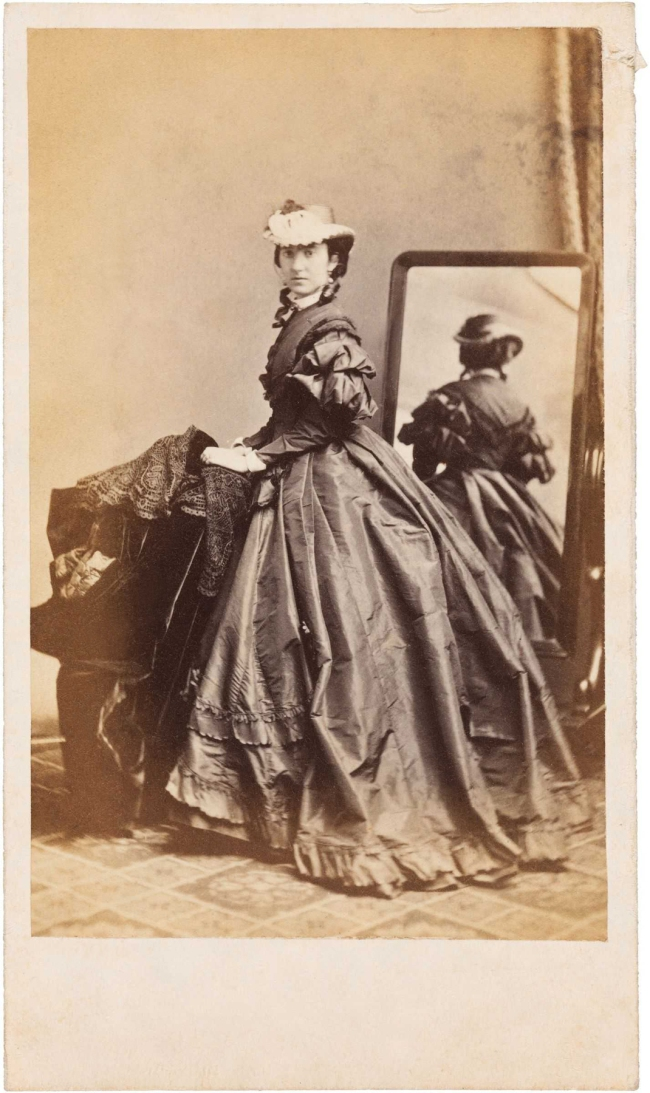 Batchelder and O'Neill. 'Lady Anne Maria Barkly (age 25 in 1863)' 1863