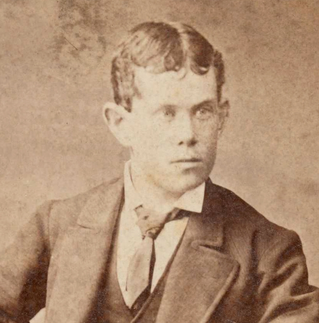 The Photographic Society of Victoria, Melbourne. 'Thomas Pearce (age 18 in 1878)' c. 1878 (detail)