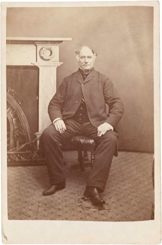 William Edward Kilburn. 'William Robertson' 1863