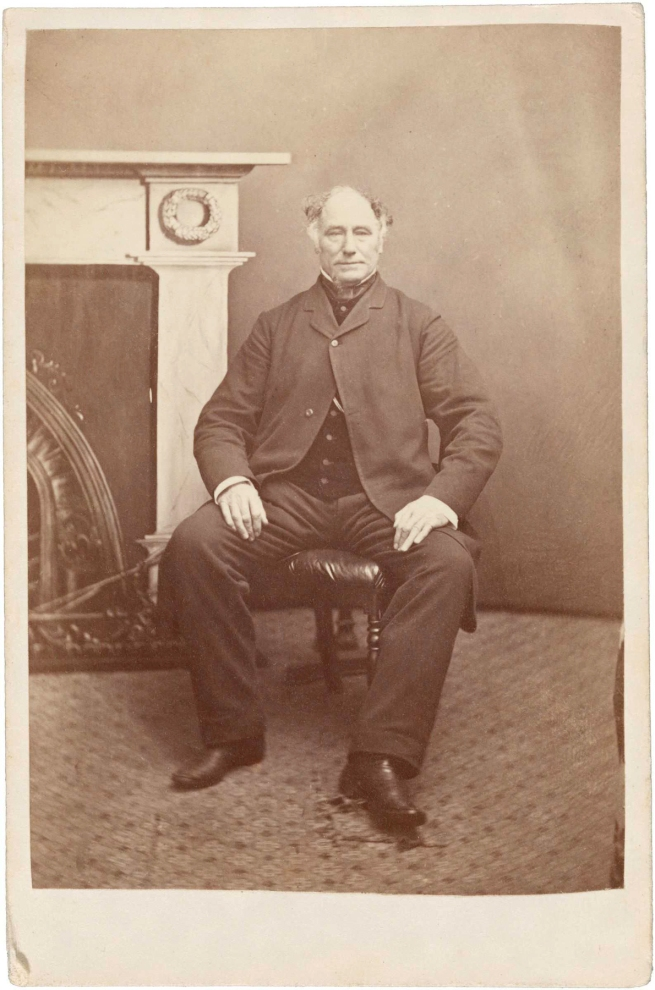 William Edward Kilburn. 'William Robertson' 1863