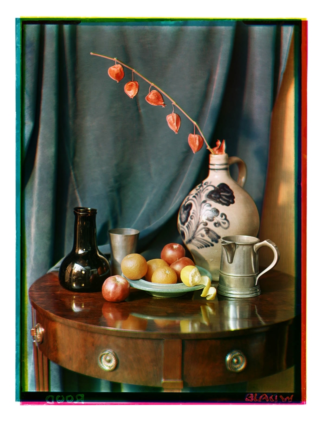 Bernard F. Eilers (1878-1951) 'Stilleven met fruit' (Still life with fruit) 1934-04/1934-12