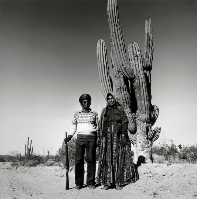 Graciela Iturbide (Mexican, b. 1942) 'Desierto de Sonora, México' 1979