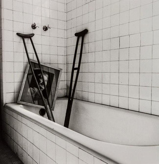 Graciela Iturbide (Mexican, b. 1942) 'El Baño de Frida, Coyoacán, Ciudad de México' (Frida's Bathroom, Coyoacán, Mexico City) 2005