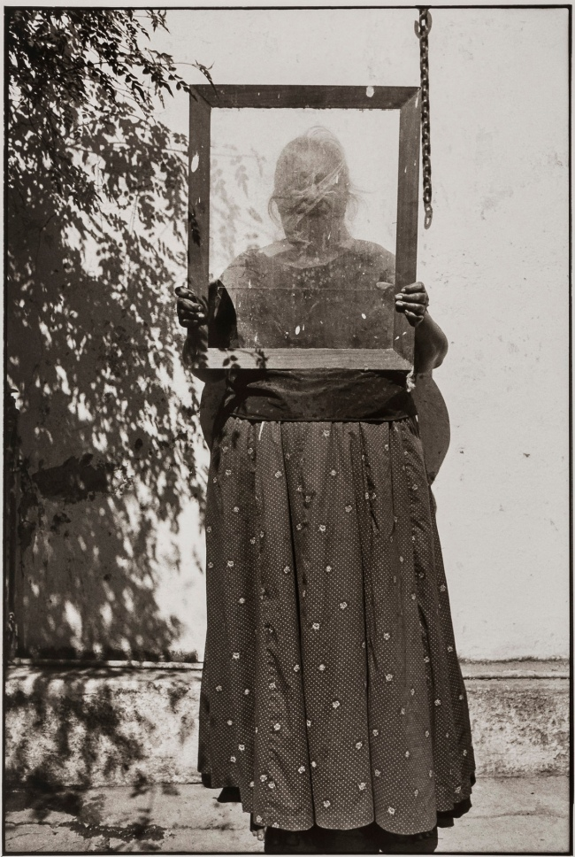 Graciela Iturbide (Mexican, b. 1942) 'Serafina, Juchitán, México' 1984