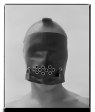 Marcus Bunyan. 'Mask II' 1995-96 from the series 'Mask'