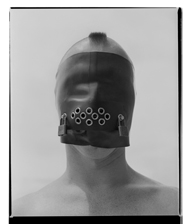 Marcus Bunyan. 'Mask I' 1995-96 from the series 'Mask'