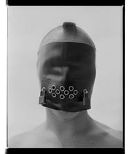 Marcus Bunyan. 'Mask III' 1995-96 from the series 'Mask'