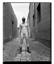 Marcus Bunyan. 'Paul (Boots)' 1994 from the series 'Mask'