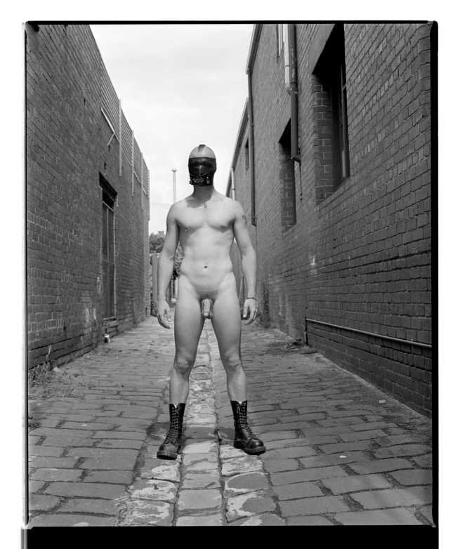 Marcus Bunyan. 'Paul (Boots)' 1995-96 from the series 'Mask'