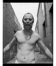 Marcus Bunyan. 'Balance I' 1995-96 from the series 'Mask'