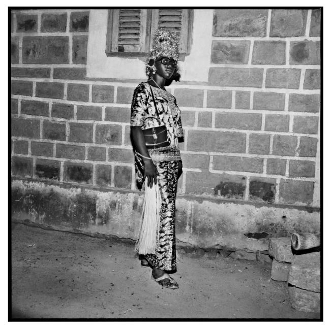Sanlé Sory (West African, b. 1943) 'A la mode Bobolaise' 1983