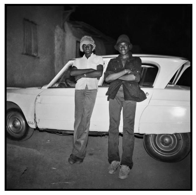 Sanlé Sory (West African, b. 1943) 'Les deux AMI 8' 1975
