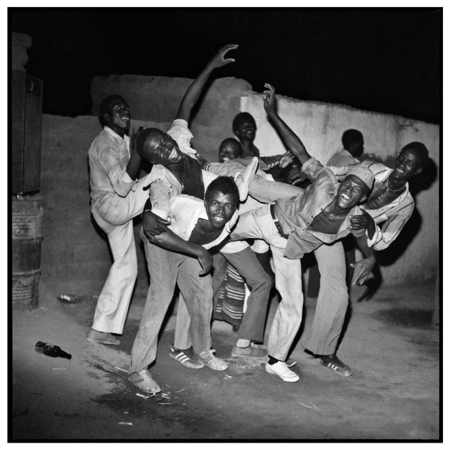 Sanlé Sory (West African, b. 1943) 'Les sans soucis de Dogona' 1980