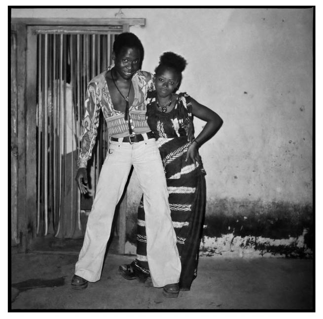 Sanlé Sory (West African, b. 1943) 'Posons maintenant!' 1976