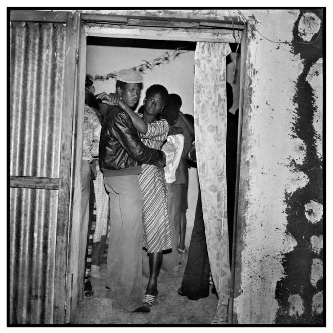 Sanlé Sory (West African, b. 1943) 'Surprise party en ville' 1974