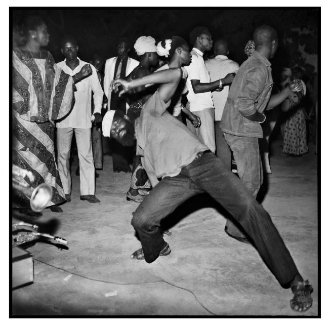 Sanlé Sory (West African, b. 1943) 'Yacouba Zero' 1970