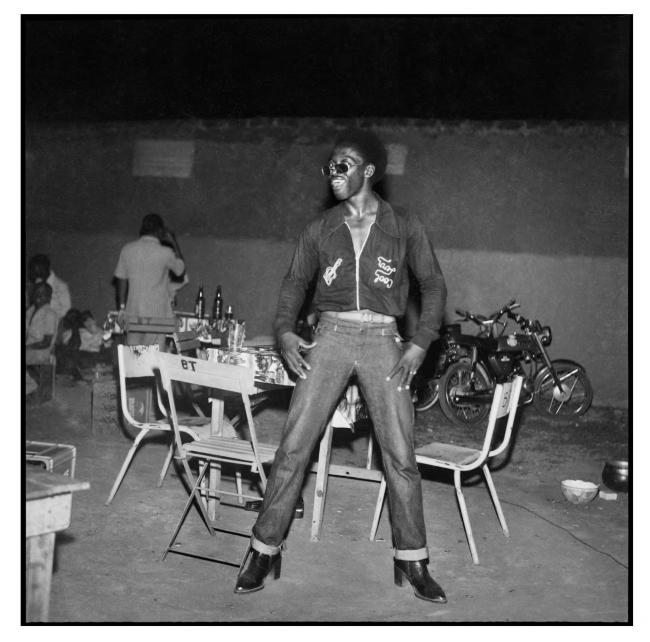 Sanlé Sory (West African, b. 1943) 'Yeye le dur' 1973